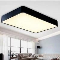 LED吸顶灯 现代简约客厅吸顶灯无极调光卧室灯具 直销