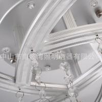 南波湾现代简约吸顶灯饰全铝餐厅卧室儿童吊灯具MX1408