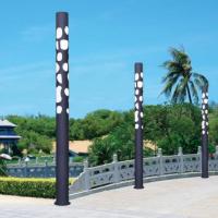 led景观灯镂空工艺特色户外光能LED景观灯太阳能庭院灯