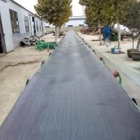 皮带输送机砂石输送机水平皮带输送机 碳钢支架输送机